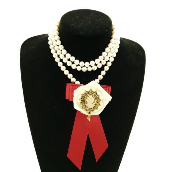 Colier perle