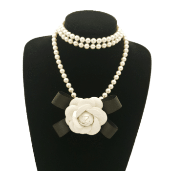 perle, colier perle, designer