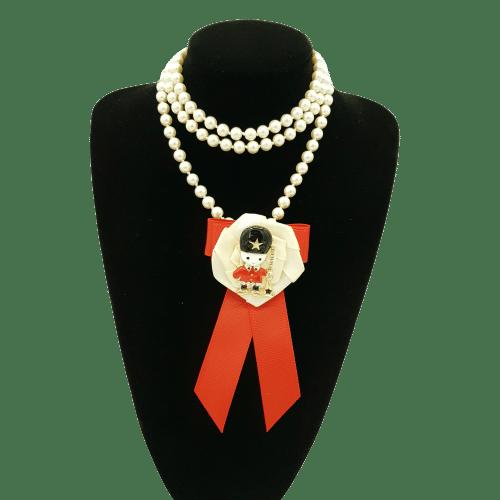 colier perle, perle, accesoriu fashion, designer